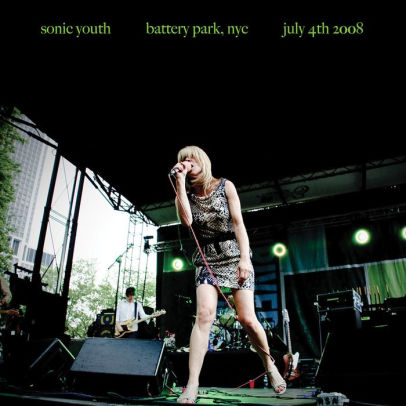 SONIC YOUTH BATTERY
