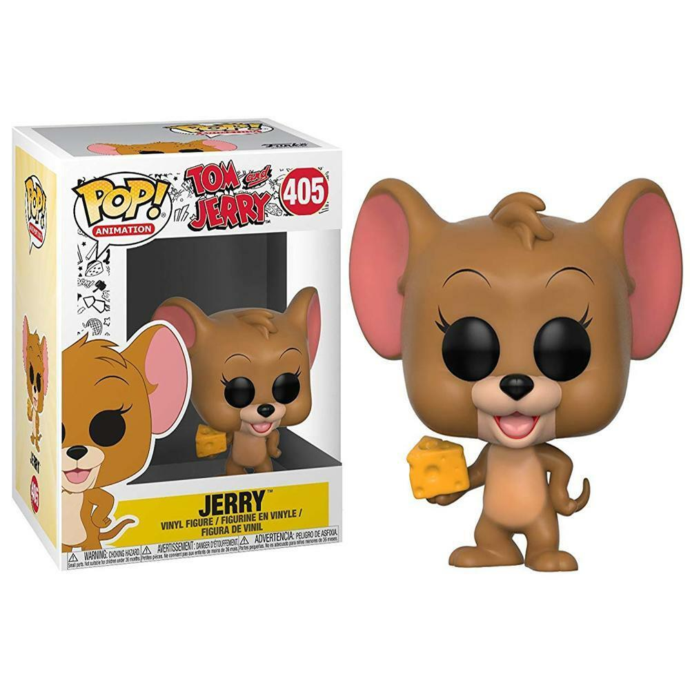 TOM AND JERRY - JERRY FUNKO POP 405