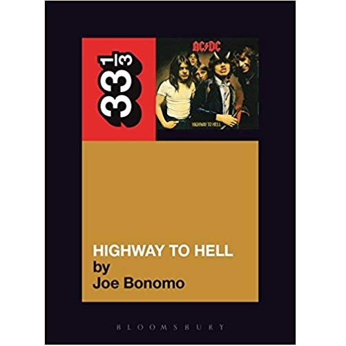 ACDC HIGHWAY TO HELL BOOK