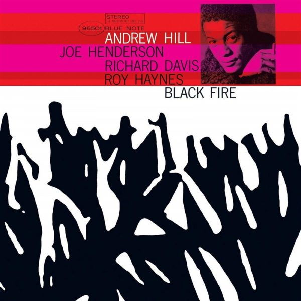 ANDREW HILL - BLACK FIRE TONE POET SERIES