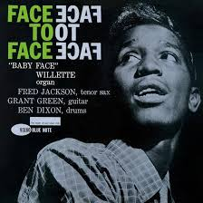 """BABY FACE"" WILLETTE - FACE TO FACE - TONE POET SERIES"