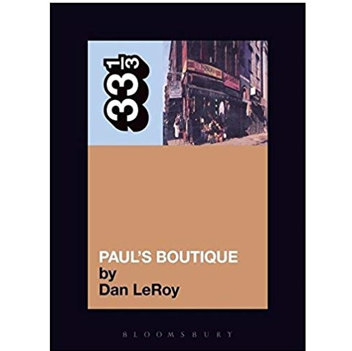 BEASTIE BOYS PAUL'S BOUTIQUE BOOK