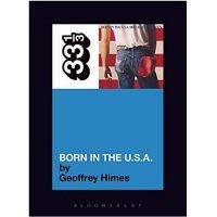 BORN IN THE USA BOOK