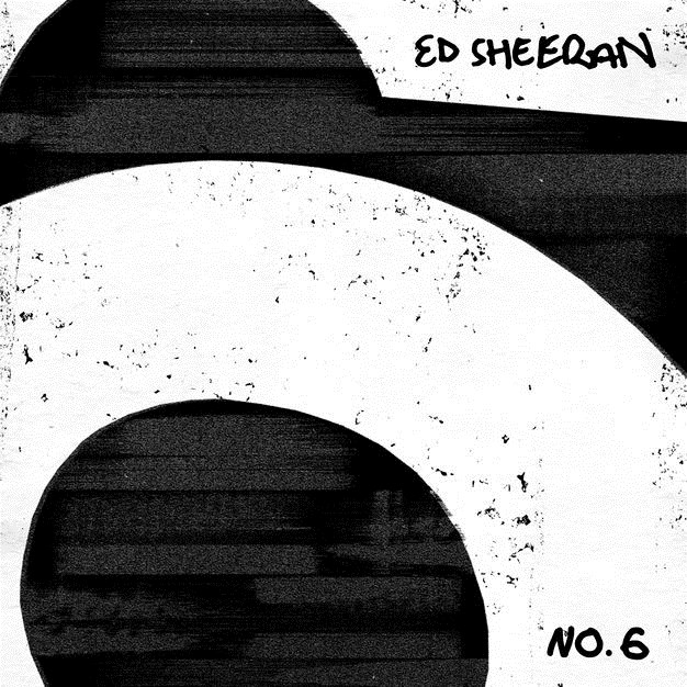 ED SHEERAN NO. 6