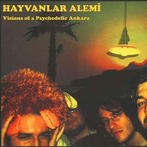 HAYVANLAR ALEMI - VISIONS OF A PSYCHEDELIC ANKARA