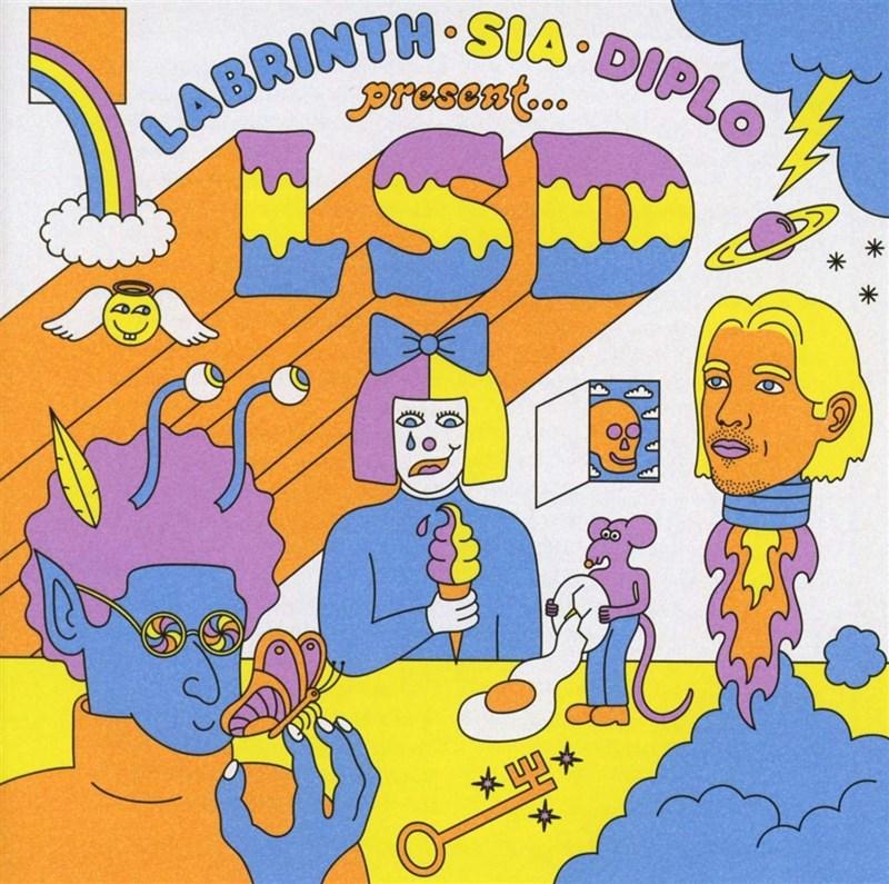 Labrinth, Sia & Diplo Present...LSD