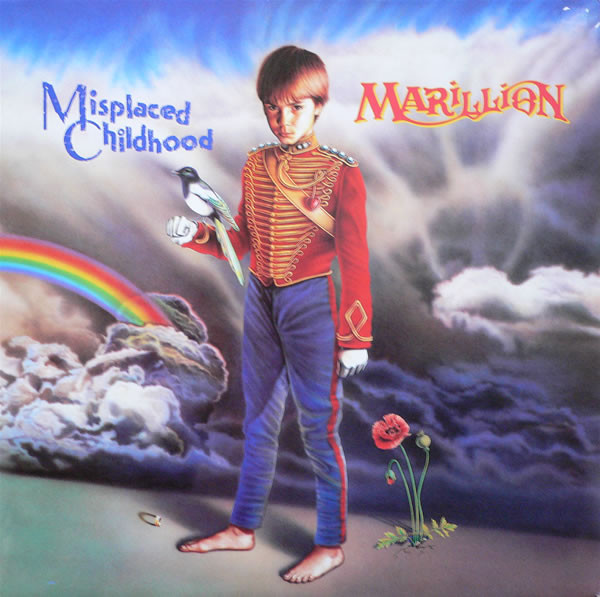 MARILLION MISPLACED CHILDHOOD