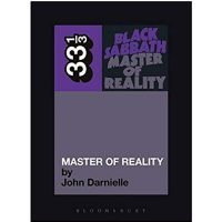 MASTER OF REALITY BOOK