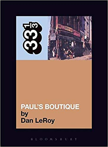PAUL'S BOUTIQUE BOOK