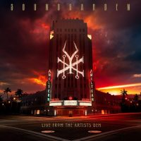 SOUNDGARDEN - LIVE FROM THE ARTISTS DEN 4LP