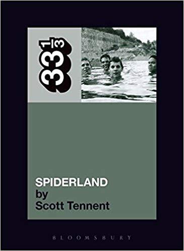 SPIDERLAND 33.3 BOOK