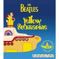 THE BEATLES - YELLOW SUBMARINE POP-UP BOOK