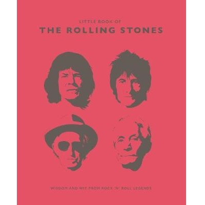 THE LITTLE BOOK OF THE ROLLING STONES