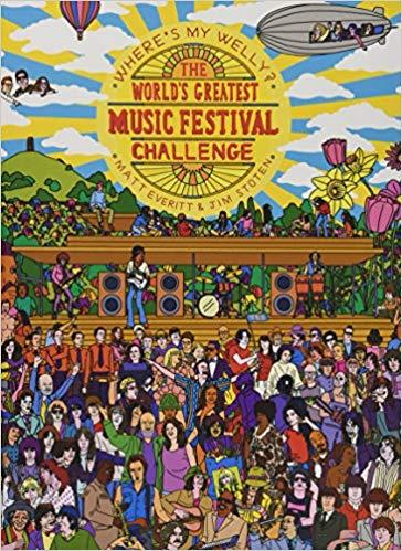 THE WORLD GREATEST MUSIC FESTIVAL CHALLENGE