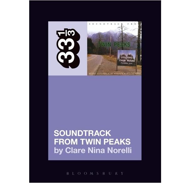 TWIN PEAKS BOOK