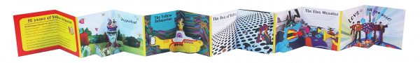 YELLOW SUBMARINE POPUP BOOK 2