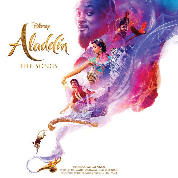 ALADDIN SONGS