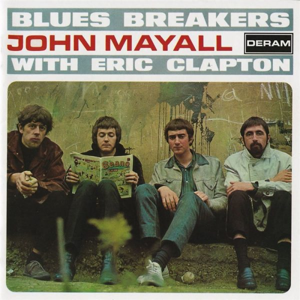 JOHN MAYAL WITH ERIC CALPTON BLUES BREAKERS