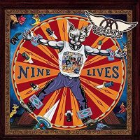 AEROSMITH NINE LIVES 2LP