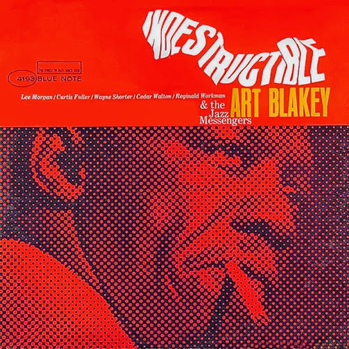 ART BLAKEY INDESTRUCTIBL