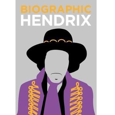 BIOGRAPHIC HENDRIX BOOK
