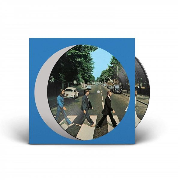 THE BEATLES - ABBEY ROAD PICTURE DISC