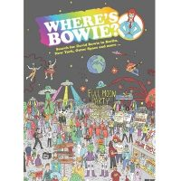 WHERE'S BOWIE BOOK