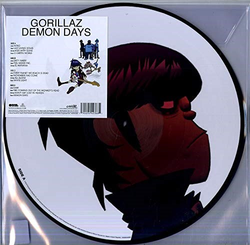 DEMON DAYS PICTURE