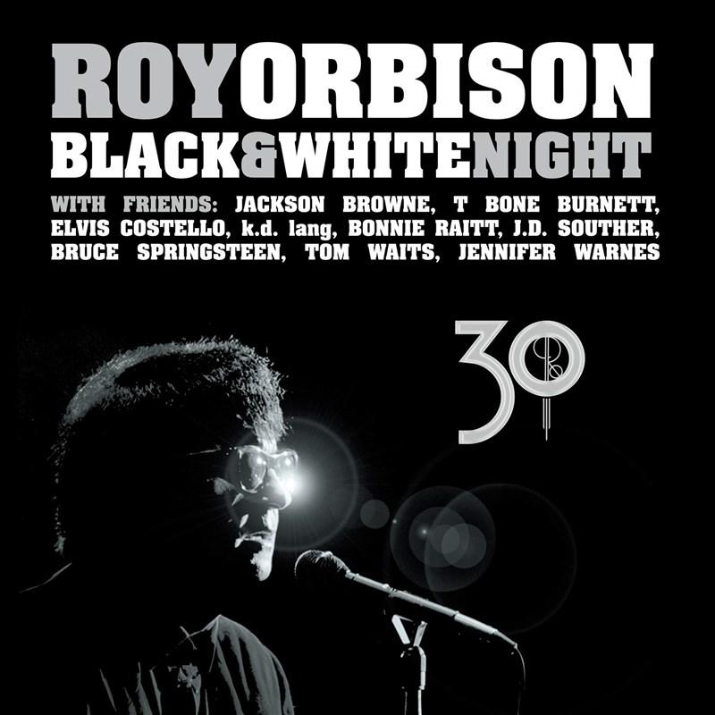 ROY BLACK WHITE