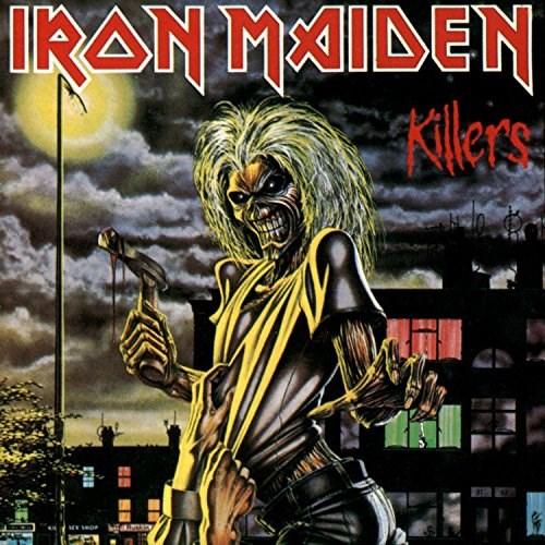 IRON KILLERS