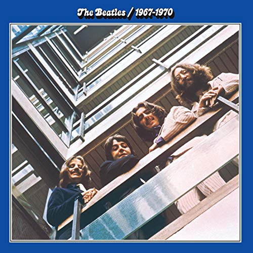 BEATLES BLUE