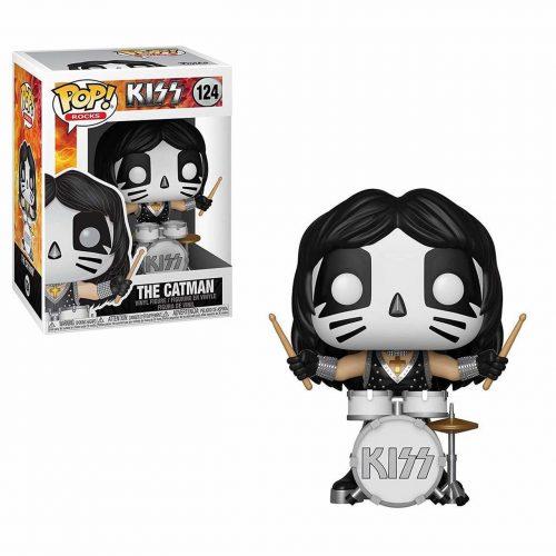 FUNKO POP KISS THE CATMAN 124