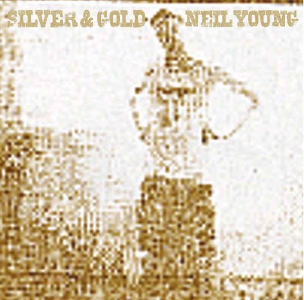 NEIL YOUNG SILVER