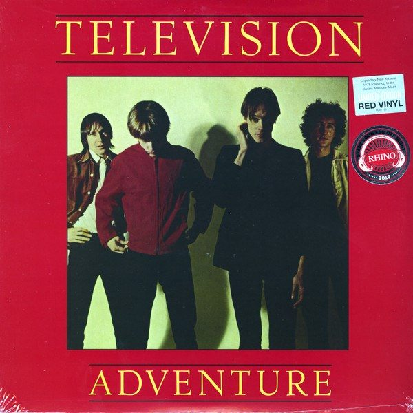 TELEVISION ADVENTURE RED