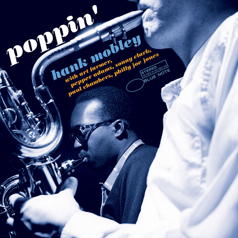 HANK MOBLEY - Poppin' - Blue Note Tone Poet Series