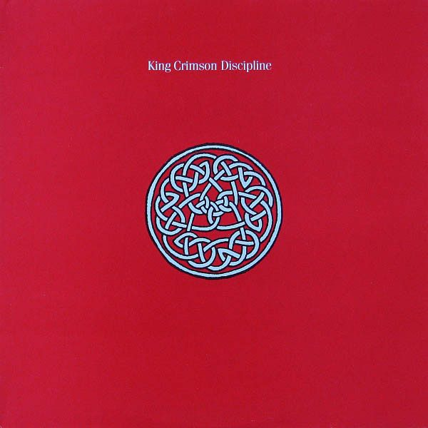 KING CRIMSON DISCIPLINE