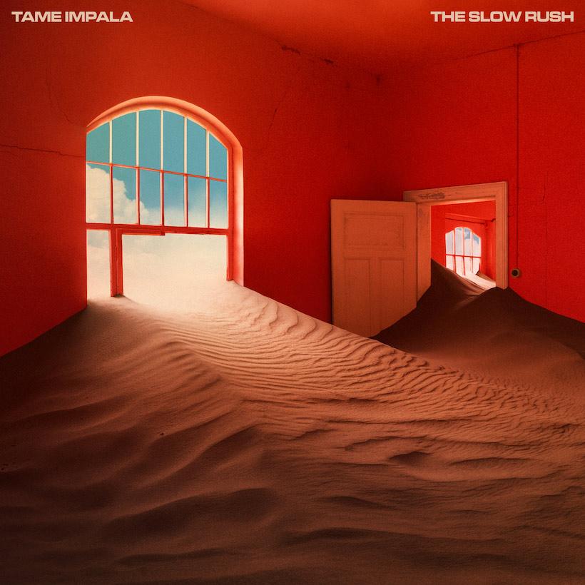 TAME IMPALA - THE SLOW RUSH 2LP