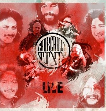 CHURCHILLS LIVE 2LP