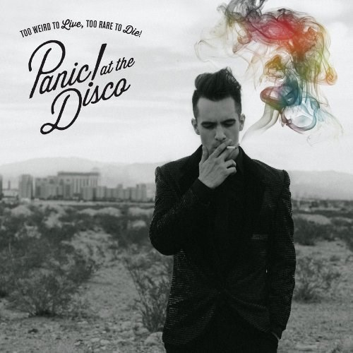 PANIC AT THE DISCO - TOO WEIRD