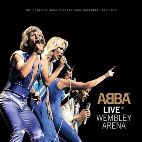 ABBA - LIVE AT WEMBLEY ARENA 3LP