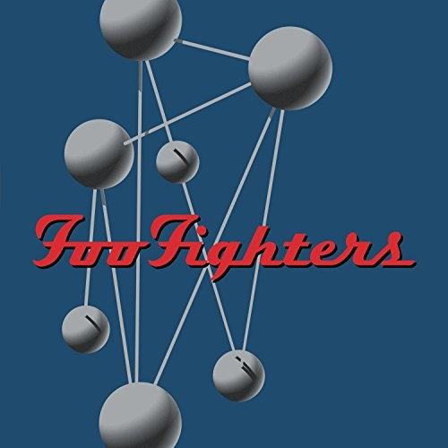 FOO FIGHTERS Colour & The Shape