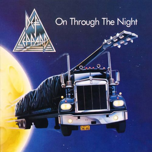 DEF LEPPARD ON THROUGH
