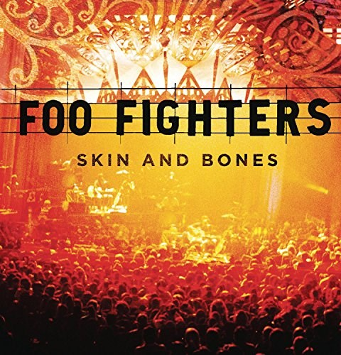 FOO FIGHTERS SKIN AND BONES