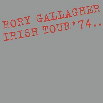 RORY GALLAGHER IRISH TOUR 2LP
