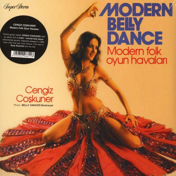 Cengiz Coşkuner – Modern Folk Oyun Havalari