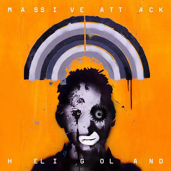 MASSIVE ATTACK HELIGOLAND 2LP