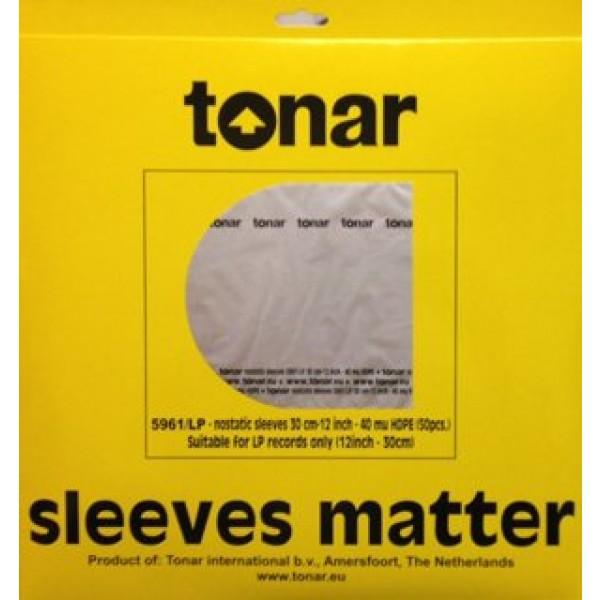 ניילונים פנימיים לתקליטים TONAR