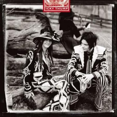 WHITE STRIPES - ICKY THUMP
