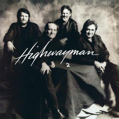 CASH, NELSON, JENNINGS, KRISTOFFERSON HIGHWAYMAN 2