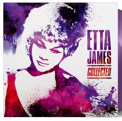 ETTA JAMES COLLETCED 2LP